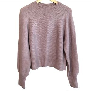 Dynamite Ribbed knit sweater